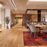 BoleFloor Curved Hardwood flooring